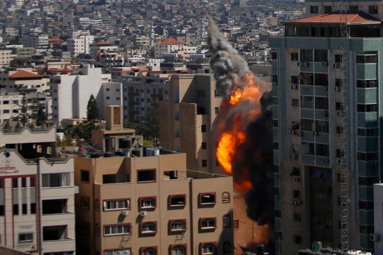 BREAKING NEWS: Israel and Hamas agree ceasefire