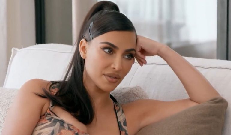 Kim Kardashian had Covid-19 during law exam