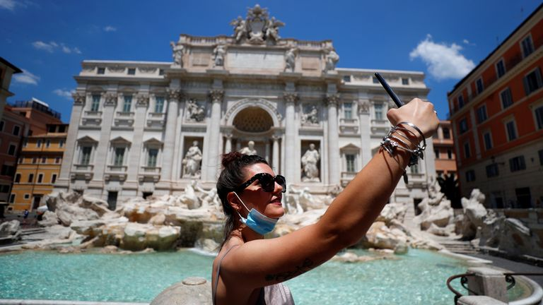 Travel: Brits jet off on holiday, including amber list countries