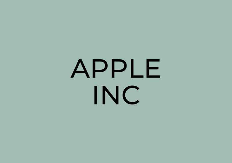Apple price today $145.52-0.34 (-0.23%)- 3 August 21