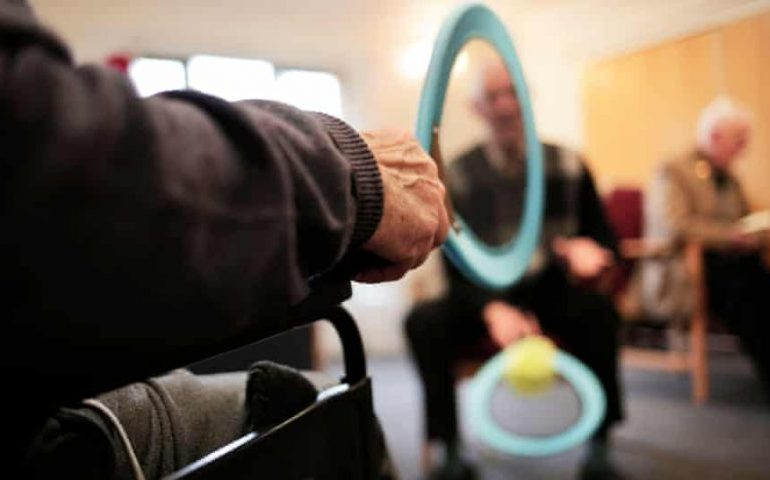 Covid jabs to become mandatory for care home staff in England