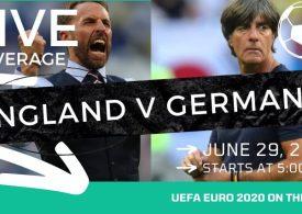Euro 2020: England v Germany - Prediction, Team News, Kickoff, Channel