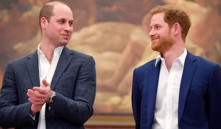 Prince Harry says he and William will celebrate Diana's legacy together