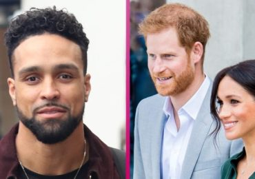 Harry and Meghan 'secret project' with Ashley Banjo
