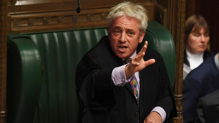 Sunday Papers: Archie will NEVER be a Prince - Bercow joins Labour