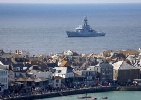 Locals tell of life in Cornwall during G7 summit disruption