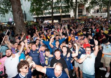 More than 20,000 Scotland football fans flood into London without tickets ahead of Euros