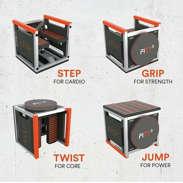 FITT CUBE: Review of the best home fitness product right now