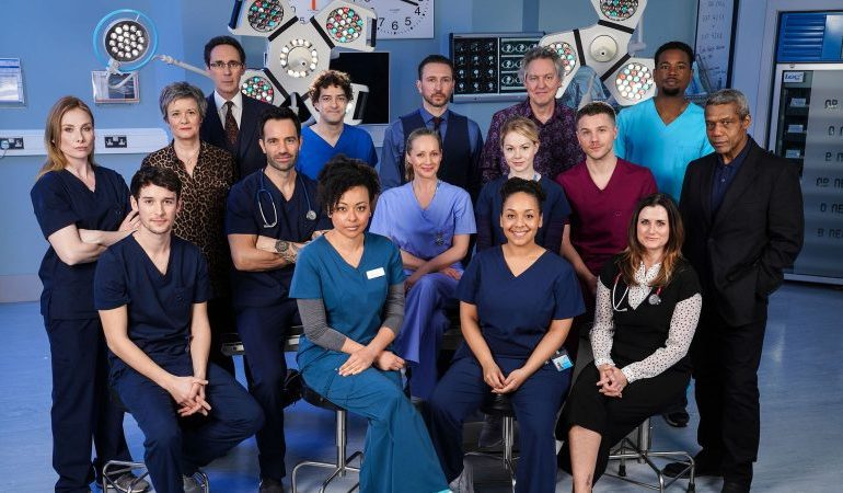 Holby City: long-running medical drama to end in 2022