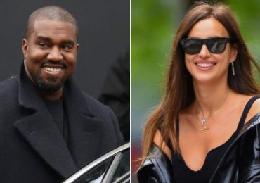 EXCLUSIVE PICTURES: Kanye West and Irina Shayk are dating!