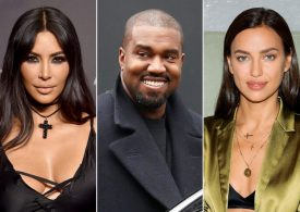 Kanye West has been 'living at $2.2m LA ranch' amid Irina Shayk romance