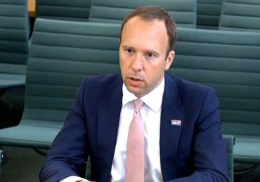Matt Hancock pledges to hand over any advice on discharges to care homes