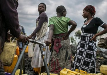 Oxfam sacks aid workers after Congo scandal