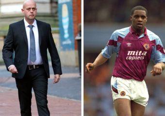 Police officer GUILTY of manslaughter in footballer's death