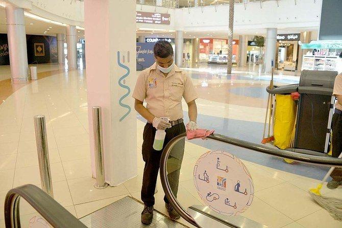 Daily virus tally hits 10-month high in Saudi Arabia
