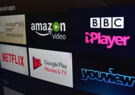 Streaming giants face tighter UK regulation, plans to privatise Channel 4