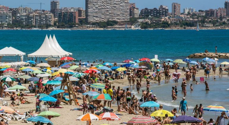 Summer holidays abroad could be opened up to Brits who have had both Covid jabs