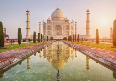 India Reopens Taj Mahal as Pandemic's Second Wave Ebbs