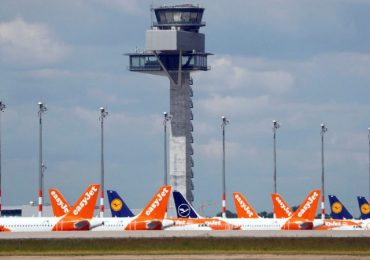 EasyJet switches planes to Germany as Europe opens up to foreign travel