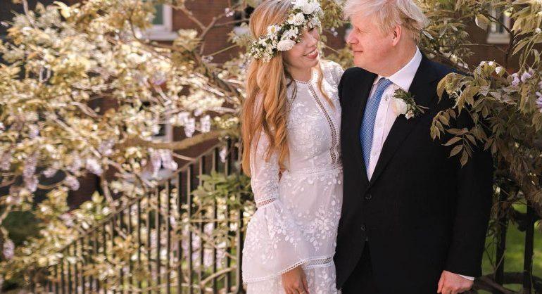 Big weddings are back but stay off the dancefloor, urges Boris Johnson
