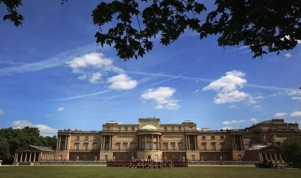 Buckingham Palace garden welcomes visitors and picnickers on Friday - for the first time.