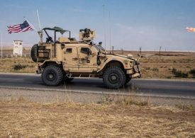 US official says there was an 'indirect fire attack' against troops in eastern Syria