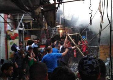 Suicide attack in Iraq's Sadr City kills at least 35, wounds dozens
