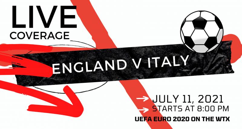 Euro 2020 England vs Italy Wembley stadium