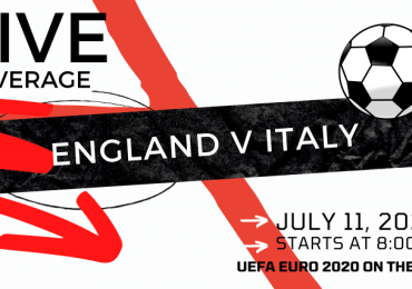 The Euro 2020 Final  - Live updates from social media around the world - fan zone - #England v #Italy