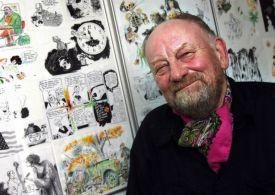 Danish cartoonist who enraged Muslims with Muhammad cartoon dies