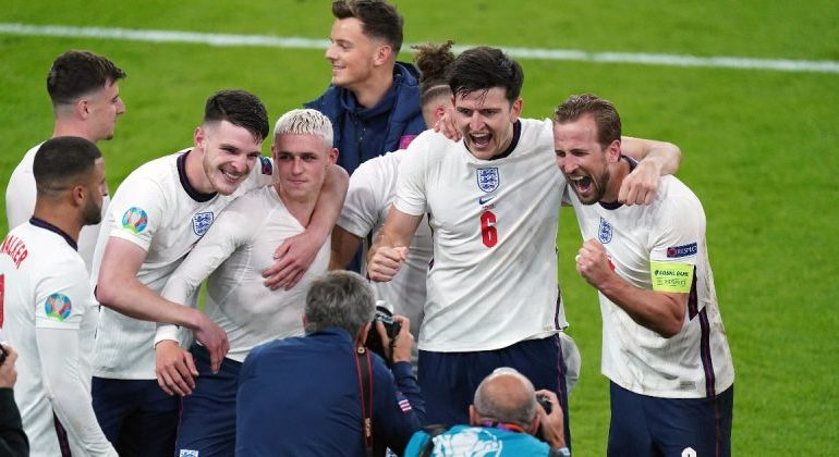 England's dreaming: Euro 2020 final offers chance to scratch 55-year itch