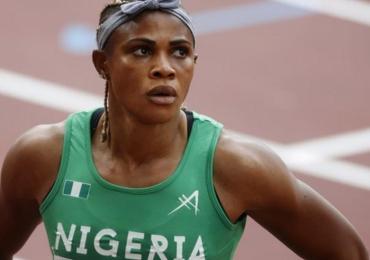 Nigerian sprinter Blessing Okagbare fails drug test - Drug scandal at Tokyo 2020