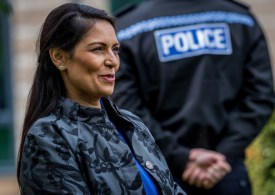We have no confidence in Priti Patel, says Police Federation