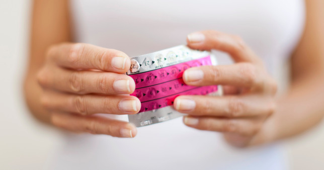 Two contraceptive pills now sold over counter without prescription