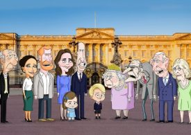 The Prince trailer: Satirical cartoon depicting Prince George condemned as 'cruel'