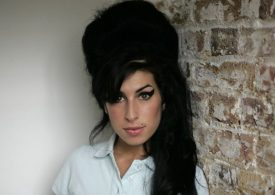 Amy Winehouse infamous beehive started 'as a joke'