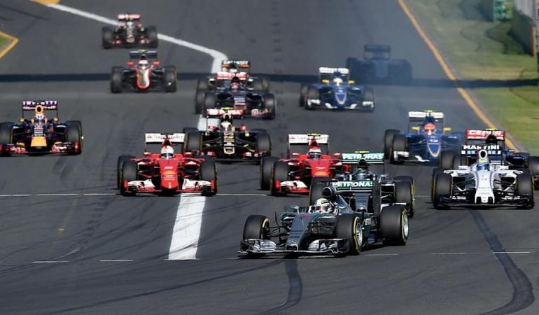Formula One: Australian Grand Prix cancelled for second straight year