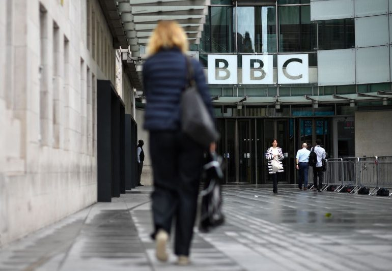 BBC reduces salary bill for its top talent by 10%