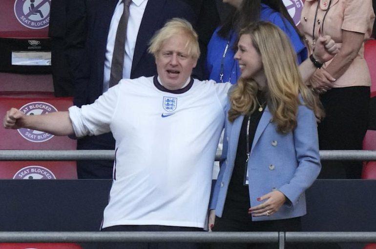 Boris Johnson hints at a possible bank holiday if England win Euro 2020 final