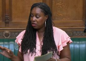 Dawn Butler ejected from Commons for saying Johnson has lied repeatedly