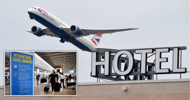 To Curb Red List Trips, Travellers Have to Pay Extra £500 for Quarantine Hotel