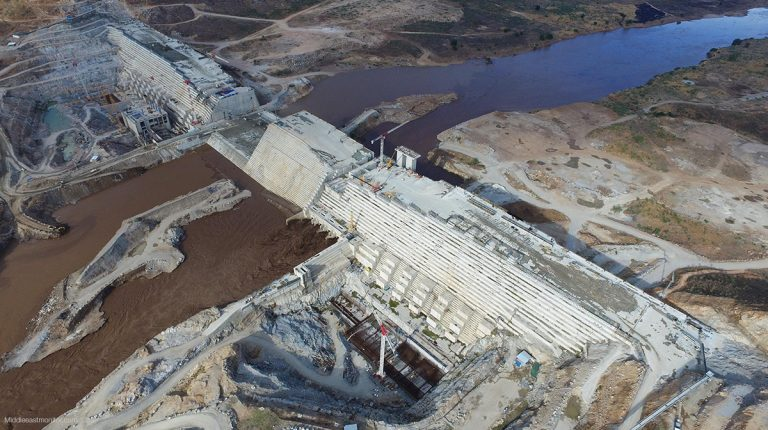 Egypt angry as it says Ethiopia has resumed filling GERD
