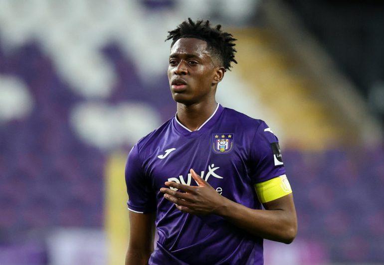 Arsenal complete £18m signing of Albert Sambi Lokonga from Anderlecht