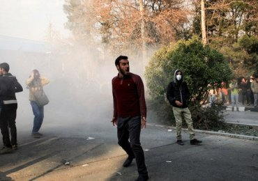Three shot dead in riots as Iran regime runs out of water