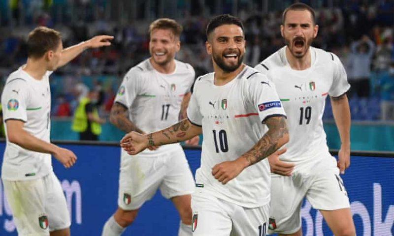 Italy vs spain euro 2020 semifinals wembley stadium