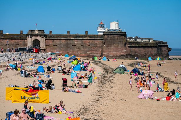 Exact hour UK scorching heatwave will end forecast by the Met Office