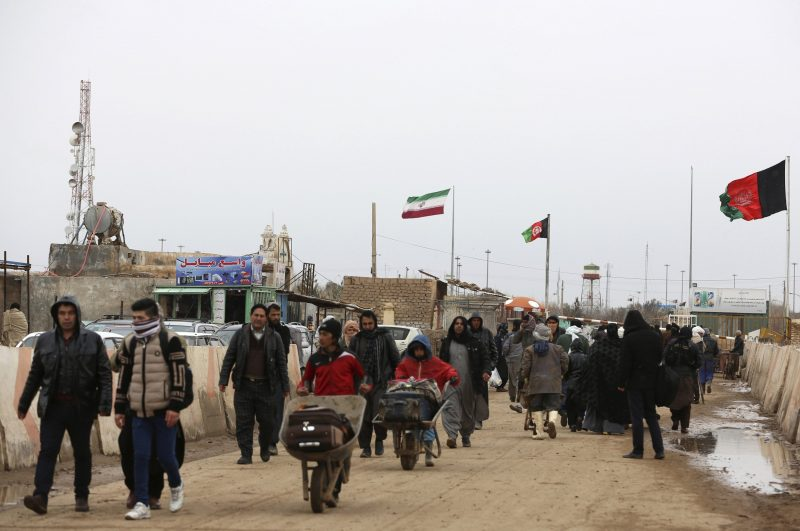 Afghans on the march to Europe as Taliban advance