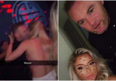 Inside Wayne Rooney's wild night out which ended in hotel pics going viral