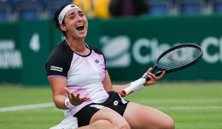 Tunisian Ons Jabeur becomes first Arab woman to reach Wimbledon quarterfinals
