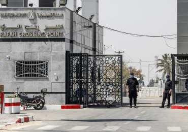 Egypt partially reopens Rafah border crossing with Gaza